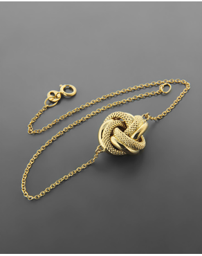 Βραχιόλι Κίτρινο Χρυσό Κ14 2898d340d17