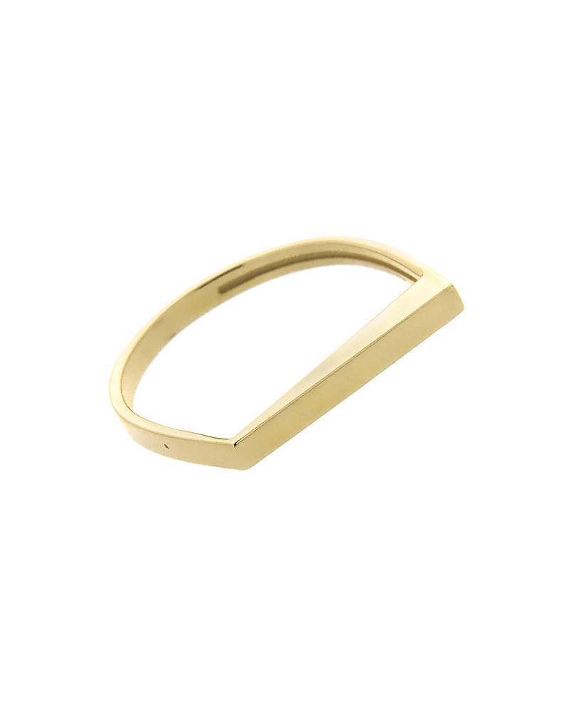 Δαχτυλίδι χρυσό Κ14