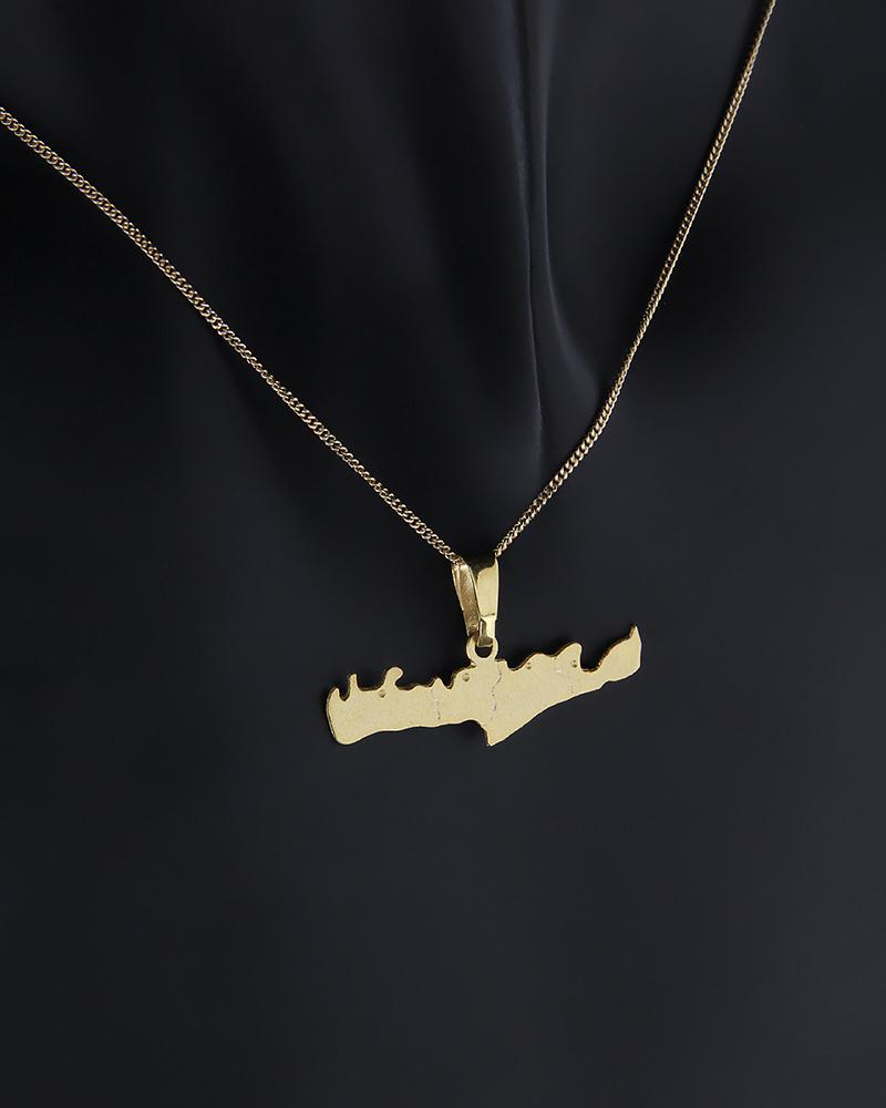 Κρεμαστό Κρήτη χρυσό Κ14   νεεσ αφιξεισ κοσμήματα γυναικεία